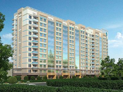 2-комнатная квартира, 48.79 м², Жумалиева — Жамбыла за ~ 21 млн ₸ в Алматы, Алмалинский р-н