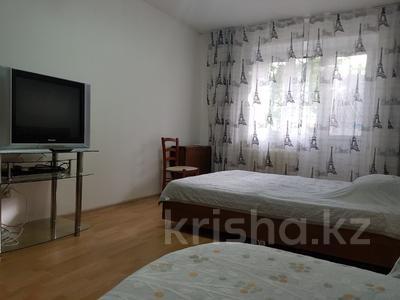 1-комнатная квартира, 35 м², 2 эт. посуточно, Абая 164 — Кунаева за 7 000 ₸ в Алматы, Алмалинский р-н