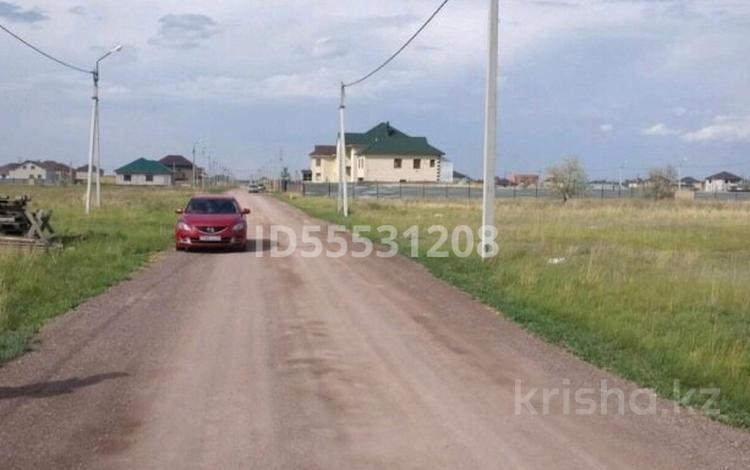 Участок 10 соток, Кожаберген жырау 22 — Сырым батыра за 9 млн 〒 в Нур-Султане (Астана), Есиль р-н