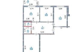 3-комнатная квартира, 84.1 м², 7/9 эт., ул. Монкеулы 83/1 за 18 млн ₸ в Уральске