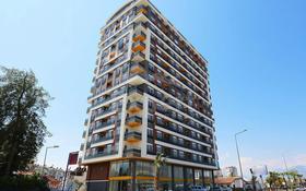 3-комнатная квартира, 105 м², 1/19 этаж, Ататюрк за ~ 30.2 млн 〒 в Анталье