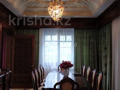 4-комнатная квартира, 210 м², 1/3 этаж, Керей-Жаныбек Хандар за 260 млн 〒 в Алматы, Медеуский р-н — фото 6