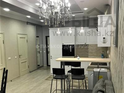 2-комнатная квартира, 52.4 м², 5/14 этаж, Навои — Рыскулбекова за 31.5 млн 〒 в Алматы, Бостандыкский р-н