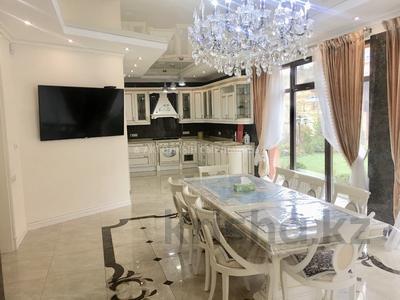 7-комнатный дом, 530 м², 13 сот., Таужиеги 88 — Аль-Фараби за 480 млн 〒 в Алматы, Бостандыкский р-н