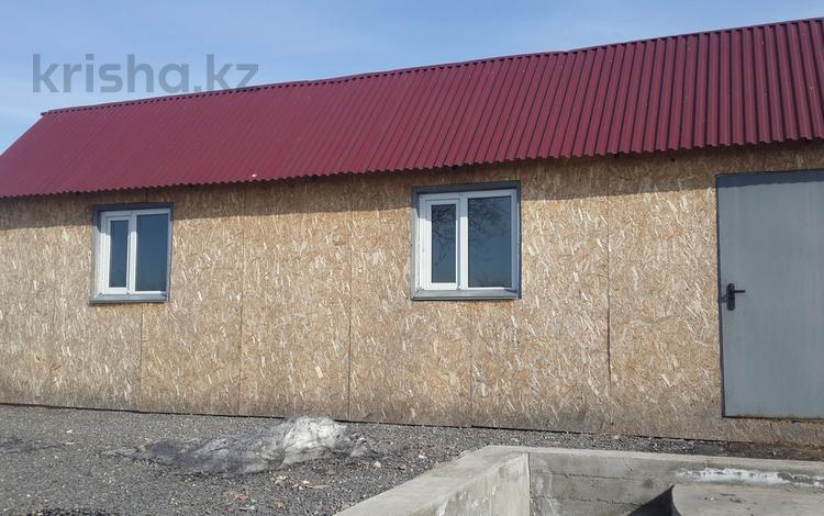 1-комнатный дом, 25 м², 7 сот., Соц.город за 2 млн ₸ в Темиртау