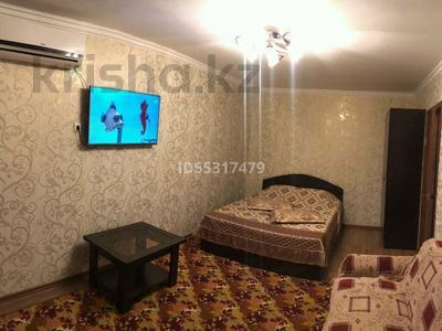 1-комнатная квартира, 39 м², 3/4 этаж посуточно, Абая 200 — Байзак Батыра за 6 000 〒 в Таразе