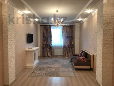 3-комнатная квартира, 103 м², 15/20 эт. посуточно, Туркестан 10 — Керей Жанибек ханов за 10 000 ₸ в Астане, Есильский р-н
