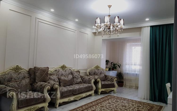 3-комнатная квартира, 95 м², 3/7 этаж, Алиxан Бокейxанов 27 за 45 млн 〒 в Нур-Султане (Астана), Есиль р-н