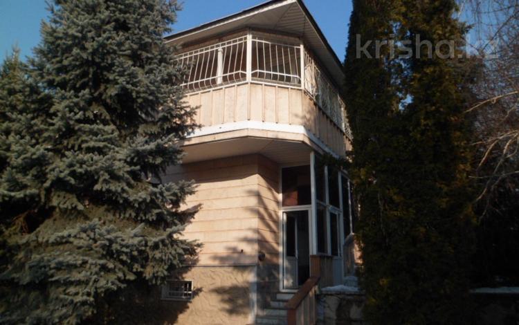 7-комнатный дом, 315 м², 10 сот., Кыз Жибек — Омаровой за 230 млн ₸ в Алматы, Медеуский р-н