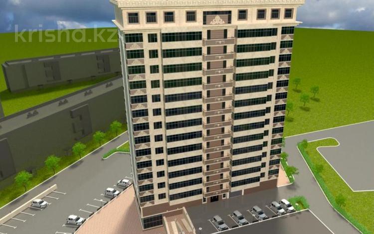 3-комнатная квартира, 118.72 м², 4/12 эт., 14-й мкр за ~ 18.4 млн ₸ в Актау, 14-й мкр