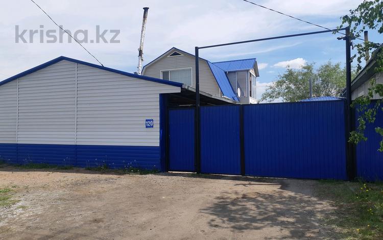 4-комнатный дом, 120 м², 8 сот., улица Красина 120 за 12 млн ₸ в Петропавловске