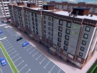 3-комнатная квартира, 104.3 м², 5/7 этаж