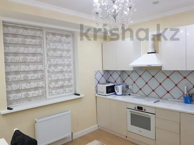 1-комнатная квартира, 47 м², 10/12 этаж, Рыскулбекова за 24 млн 〒 в Алматы, Бостандыкский р-н