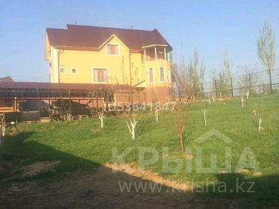 6-комнатный дом, 302 м², 9 сот., Алтын аул, ул. Баталы 52 за 40 млн 〒 в Каскелене