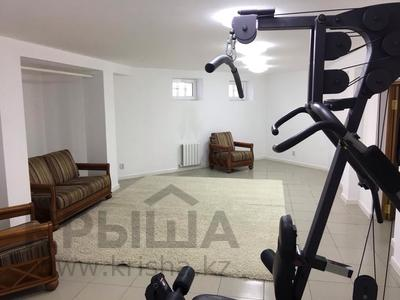 5-комнатный дом помесячно, 350 м², 10 сот., Оспанова — Достык за 950 000 ₸ в Алматы, Медеуский р-н — фото 4
