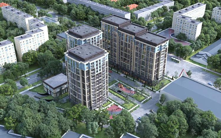 Офис площадью 195 м², Толе Би — Ауэзова за 72 млн 〒 в Алматы, Алмалинский р-н