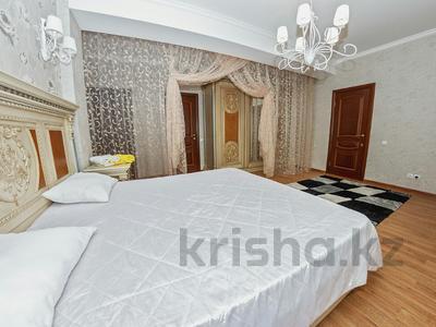 4-комнатная квартира, 156 м², 20/41 эт. посуточно, Достык 5/1 — Сауран за 25 000 ₸ в Нур-Султане (Астана), Есильский р-н — фото 2
