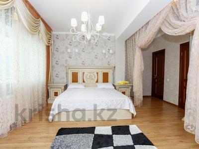 4-комнатная квартира, 156 м², 20/41 эт. посуточно, Достык 5/1 — Сауран за 25 000 ₸ в Нур-Султане (Астана), Есильский р-н — фото 3