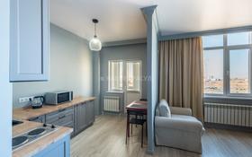 1-комнатная квартира, 40 м², 9/10 этаж, Ильяса Омарова 27/1 за 15.2 млн 〒 в Нур-Султане (Астана), Есиль