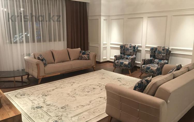 5-комнатная квартира, 213 м², 14 этаж помесячно, Ахмета Байтурсынова 9блокF3 за 950 000 〒 в Нур-Султане (Астана), Алматинский р-н