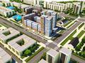 1-комнатная квартира, 42.57 м², 12 этаж, Айнакол — Сарыкол за ~ 9.7 млн 〒 в Нур-Султане (Астана)