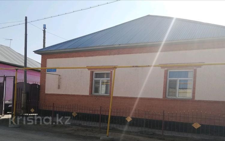 5-комнатный дом, 121 м², 11 сот., Улица Карасакал Еримбетов 13 — Бывшая переулок Рабочая в районе Гагарина за 11.5 млн ₸ в