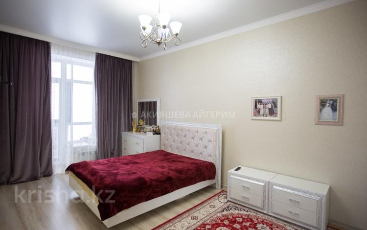 2-комнатная квартира, 63 м², 9/109 этаж, Алихана Бокейханова 16 за 26 млн 〒 в Нур-Султане (Астана), Есиль р-н