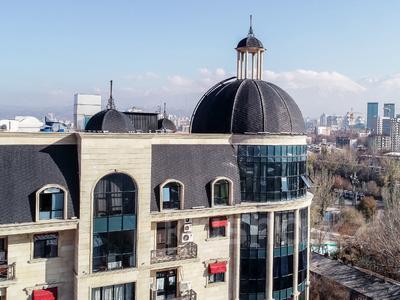Офис площадью 438 м², Ауэзова 60 — Джамбула за 5 600 〒 в Алматы, Алмалинский р-н — фото 7