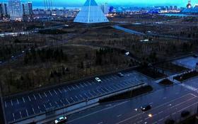 4-комнатная квартира, 180 м², 15/30 эт. помесячно, Байтурсунова — Тауелсиздик за 700 000 ₸ в Нур-Султане (Астана), Алматинский р-н