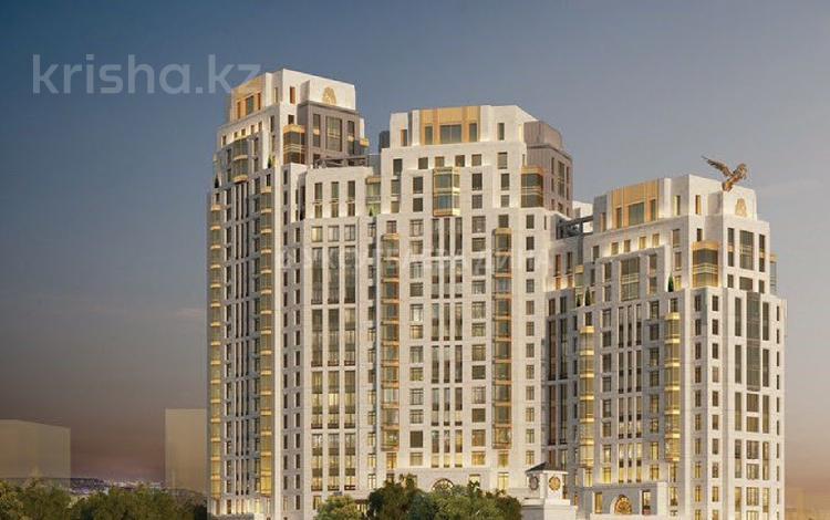 3-комнатная квартира, 89.6 м², 11/19 эт., проспект Кабанбай батыра за ~ 43.4 млн ₸ в Астане