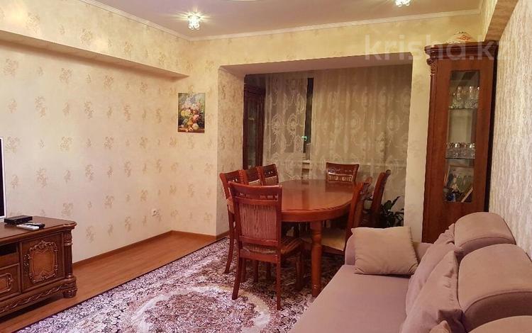 3-комнатная квартира, 85 м², 2/5 этаж, мкр Коктем-3, Сатпаева за 38 млн 〒 в Алматы, Бостандыкский р-н