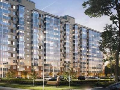 1-комнатная квартира, 33 м², 2/12 этаж, Мурино 1 за ~ 14.9 млн 〒 в Санкт-петербурге — фото 4
