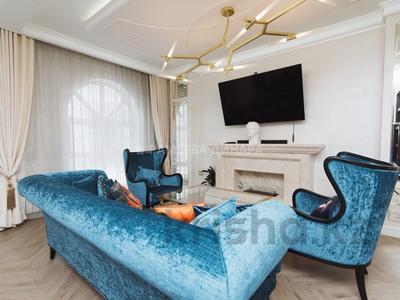 4-комнатная квартира, 183.9 м², 2/7 этаж, Амман 2 за 165 млн 〒 в Нур-Султане (Астана), Алматы р-н — фото 2