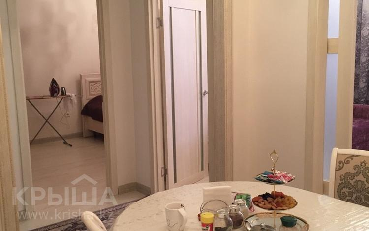 2-комнатная квартира, 55.3 м², 6/6 этаж, Калдаякова 2 за 26 млн 〒 в Нур-Султане (Астана), Алматы р-н
