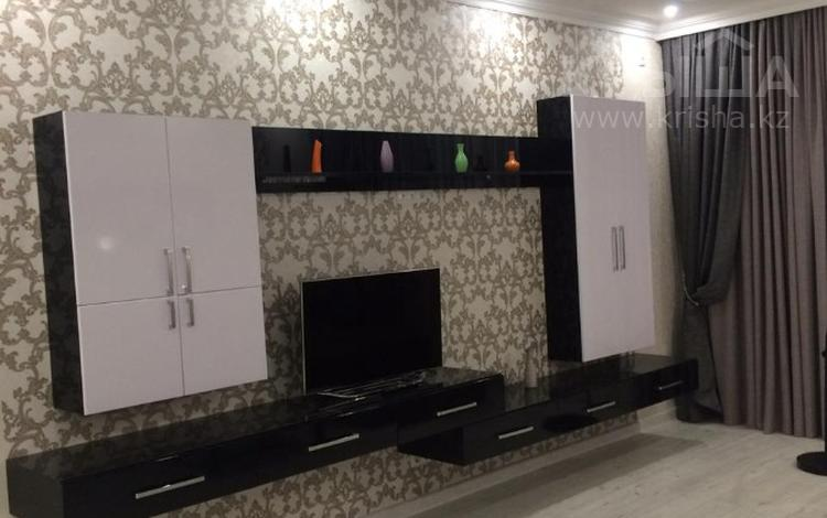 2-комнатная квартира, 70 м², 6 этаж помесячно, Керей и Жанибек хандар 12/1 за 170 000 〒 в Нур-Султане (Астана), Есиль р-н