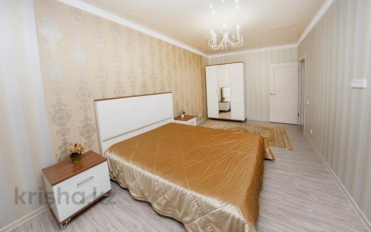 3-комнатная квартира, 80 м², 6/7 эт., проспект Мангилик Ел 30/1 за 37 млн ₸ в Астане, Есильский р-н