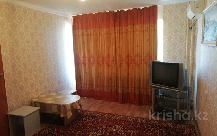 1-комнатная квартира, 34 м², 1/10 этаж по часам, 11-й мкр 8 за 1 000 〒 в Актау, 11-й мкр