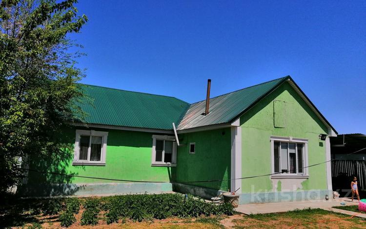 5-комнатный дом, 131.4 м², 5.95 сот., Карасу-1 за 23 млн ₸ в Отеген батыре