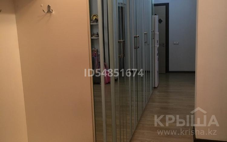 3-комнатная квартира, 82.5 м², 12/12 этаж, Сыганак 10/1 — Сауран за 35 млн 〒 в Нур-Султане (Астана), Есиль р-н