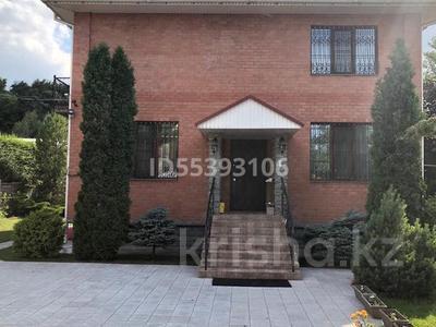 5-комнатный дом, 220 м², 10 сот., мкр Актобе, Мкр Актобе за 94.9 млн 〒 в Алматы, Бостандыкский р-н