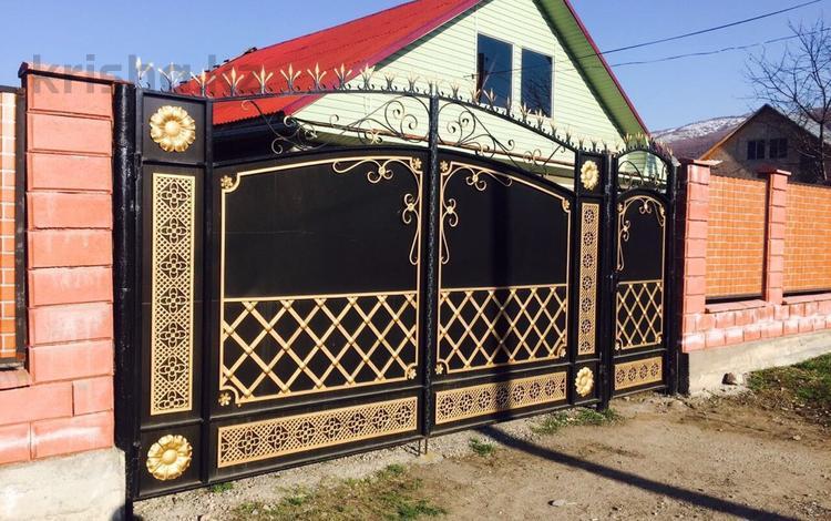 5-комнатный дом, 110 м², 15 сот., Карибаева 15 за 10.5 млн ₸ в Есик