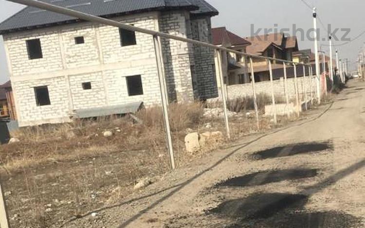 Участок 7 соток, мкр Нурлытау (Энергетик) за 28 млн 〒 в Алматы, Бостандыкский р-н