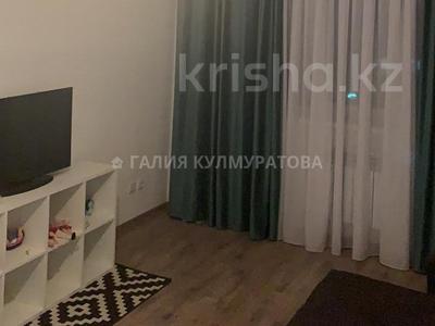 1-комнатная квартира, 44 м², 3/9 этаж помесячно, мкр Шугыла 341/5 за 90 000 〒 в Алматы, Наурызбайский р-н