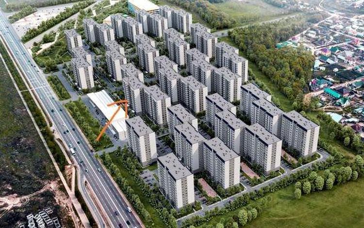 2-комнатная квартира, 55 м², 11/12 эт., мкр Алгабас-1 за 15 млн ₸ в Алматы, Алатауский р-н