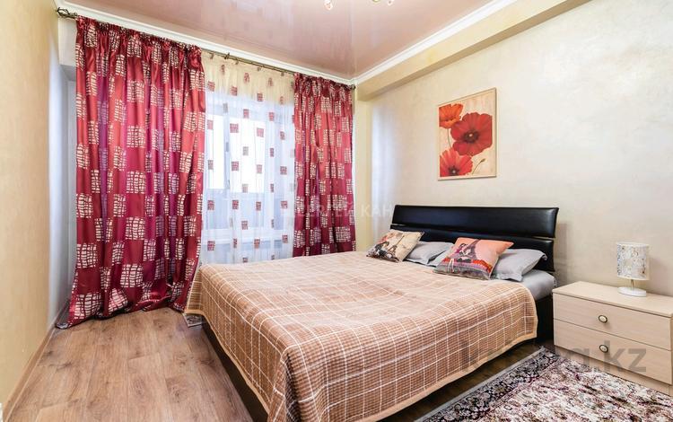 2-комнатная квартира, 52 м², 1/4 этаж посуточно, Огарева 2/7 за 9 900 〒 в Алматы, Турксибский р-н