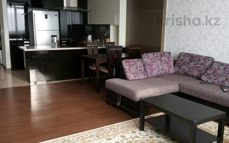 3-комнатная квартира, 98 м², 17/18 этаж, улица Байтурсынова 5 за 59 млн 〒 в Нур-Султане (Астана), Алматинский р-н