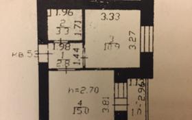 1-комнатная квартира, 33 м², 15/15 этаж, Иманова 41 — Жубанова за 12 млн 〒 в Нур-Султане (Астана), Алматинский р-н