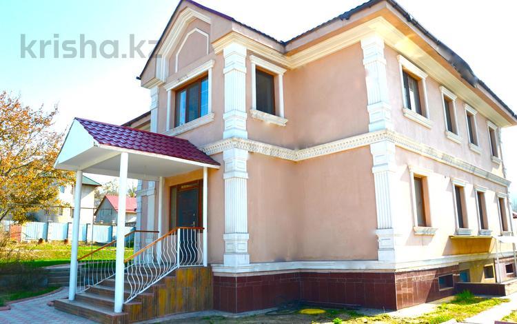 6-комнатный дом, 420 м², 12 сот., ул Самал 44 за 60 млн 〒 в Кыргауылдах