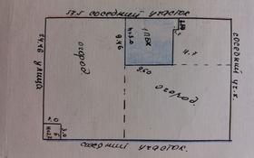 2-комнатный дом, 60.58 м², 10 сот., Геологическая 9 за 4 млн ₸ в Жезказгане