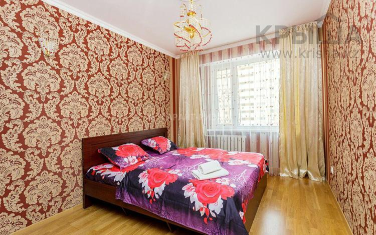 3-комнатная квартира, 82 м², 4/12 этаж, Сауран 3/1 за 29.5 млн 〒 в Нур-Султане (Астана), Есильский р-н